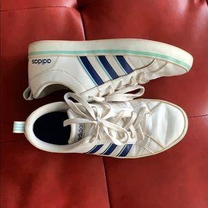 Adidas Superstar Blue Shoes